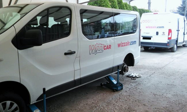 WizzCar w Auto Brzozowski!